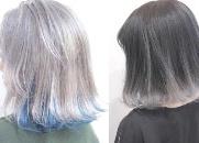 漂染掉色后是什么颜色 漂染伤头发吗