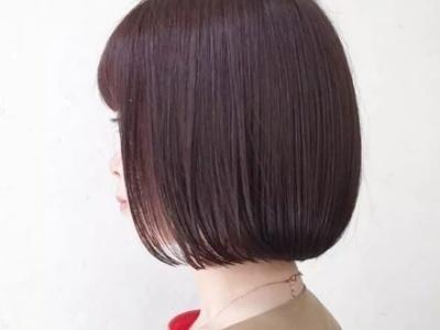 女生波波头发型怎么剪 时尚经典款百搭不出错