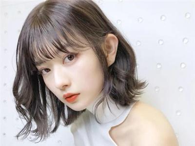 日系温柔知性短发 甜美淑女范波波头