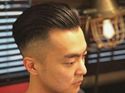 复古油头发型教程 男人味十足尽显绅士魅力