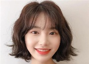 日系韩系卷发大PK 选对卷发脸小一倍