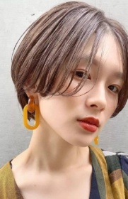 纹理感短发发型推荐 这才是今年最潮的女生发型