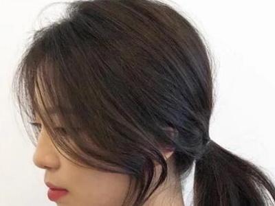 头发稀少怎么扎头发显得多 一起看看发量稀疏的发型扎发建议