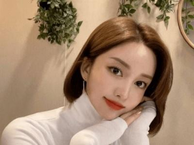 韩式齐耳短发推荐 女生头发这么剪特别美