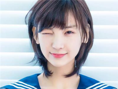 可爱日系露耳短发 可盐可甜百变吸睛