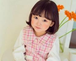 适合小女孩的波波头短发发型 小公主必备发型可爱又俏皮