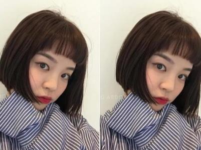 今年最流行女生短发发型推荐 越剪越美的短发令人超心动