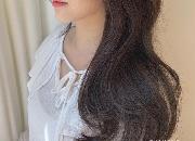羊毛卷已过时!韩系女人味法式慵懒卷正火,这个自然感卷度超加分