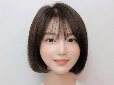 小清新女生短发推荐 尽显甜美迷人气质