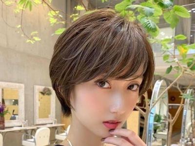 最流行女生短发推荐 剪完短发变美不止一点点