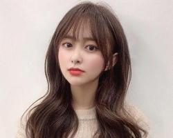 2021韩式卷发长发造型 换个新发型秒杀路人