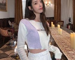 韩国女星的各种发型图片,IU发型瘦脸显嫩,文佳��、林允儿卷发是女神代表,泫雅款最时髦