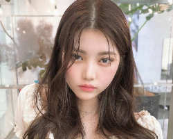 韩式网红卷发图片 美得让人心跳加速