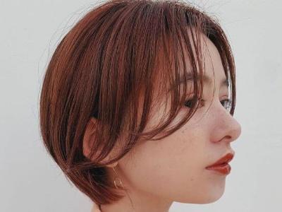 减龄小清新女生短发 打造日系文艺少女感