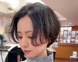 2021长刘海超短发发型推荐 剪短发的女生时尚帅气
