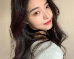 最美韩式波浪卷发 长发女神必选发型推荐