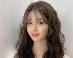 最近最火的刘海造型 巨显脸小的女生刘海推荐