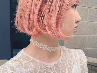 最火的短发染发颜色 短发与潮发色才是正确打开方式