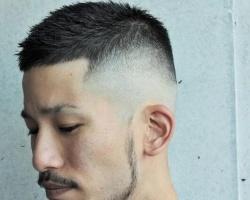 2021男士流行短发发型 俐落好整理造型让你帅气一整年