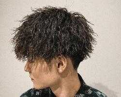 最潮的男生烫发推荐 渣男锡纸烫时尚酷盖的本命发型