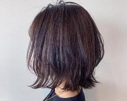 中长发烫什么发型好看?中长发烫发尾百搭减龄神器