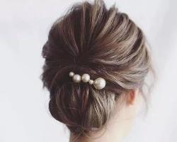 穿婚纱怎么扎头发 新娘穿婚纱发型推荐