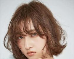 慵懒个性短烫发 头发这样烫超A