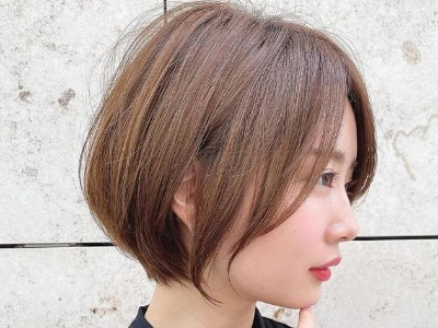2021新发型女生短发推荐 头发越短越好看更迷人