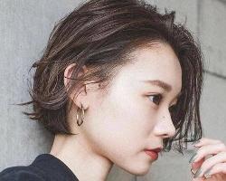 小清新日系短发正流行 造型随意凹诠释时髦范