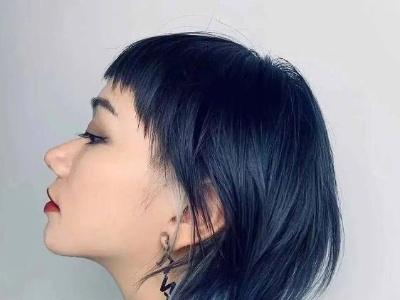 最新潮色染发颜色设计 各种时髦染发造型随意选