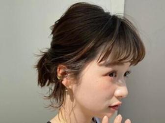 齐耳短发怎么扎好看?必学5款极小脸、超减龄绑发造型!