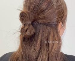 夏天扎什么头发最好看 可以自己扎的简单夏季发型