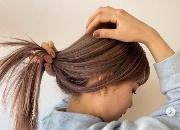 头发毛躁、受损、分叉、易断怎么办?发型师详解受损发类型,对症下药远离稻草烂发质