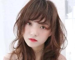最新流行女生卷发 慵懒or轻熟都不少