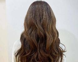 女生长发怎么烫好看 这几款长卷发只看背影就心动