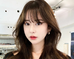 韩式网红卷发大全 塑造不一样的美人