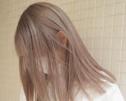 长短直发女神发型 轻盈灵动仙气迷人