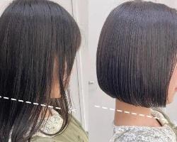 波波头怎么剪好看 短直波波头发型超减龄