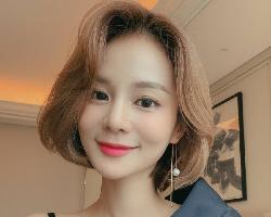 韩国网红人气波波头 内扣波波头格外瘦脸
