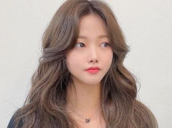 2021最新款八字刘海发型 这么剪变美变女神