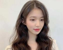 韩式浪漫水波纹卷 打造优雅淑女风