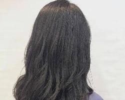 适合长发的半烫发推荐 头发烫一半减龄不显老