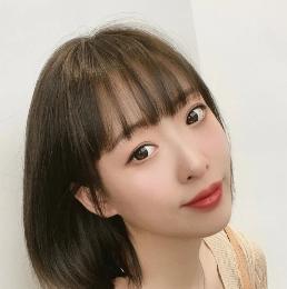 最火的女生刘海推荐 漫画刘海修颜减龄