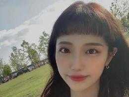 学院风眉上刘海发型 青春减龄甜美翻倍