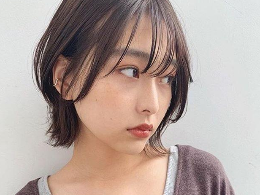 日系文艺短发正流行 时尚小清新十足减龄