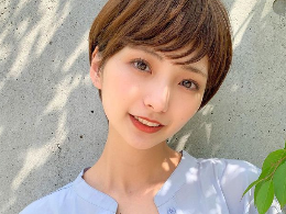 女生夏季清爽短发 轻松打造日系甜美感