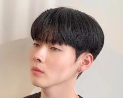 2021韩式男生短发 跟着剪帅气值翻倍