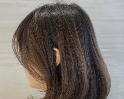 """新款""""人鱼尾""""锁骨发 自带清凉感发型"""