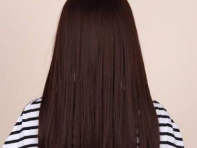 头发变直了怎么回事 天生发质好又直又顺