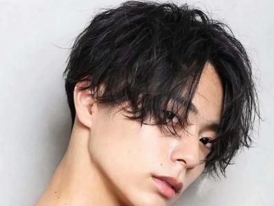 日系男生短发发型 清爽帅气又有型